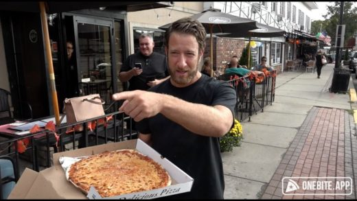 Barstool Pizza Review - The New Park Tavern (East Rutherford, NJ)