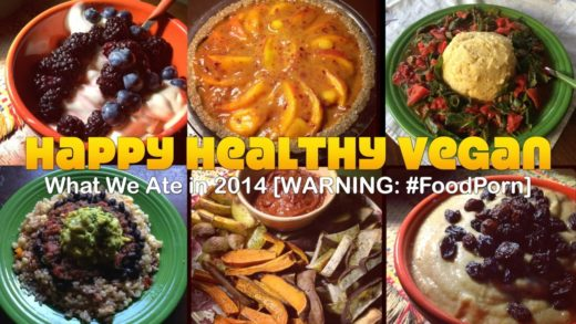 What We Ate In 2014 [Warning: #FoodPorn]