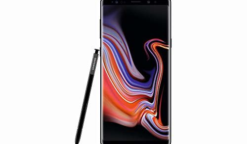 Samsung Galaxy Note 9 (128 GB, Dual SIM, Midnight Black) - wersja angielska
