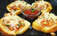 FOODporn.pl Bruschetta Garlic Bread in Italian style