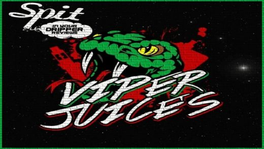 E-JUICE REVIEW - VIPER JUICES (10 FLAVOURS REVIEWED)