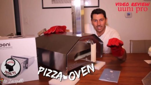 HOW TO BUILD THE SMALLEST GAS & WOOD PIZZA OVEN
