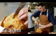 FOODporn.pl How to Carve A Roast Chicken   From the Test Kitchen   Bon Appetit