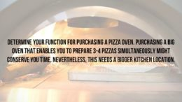 outdoor pizza ovens – Get the Best Outdoor Pizza Ovens with These Pointers