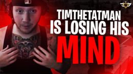 TIMTHETATMAN IS LOSING HIS MIND! WE ARGUE ABOUT PIZZA!