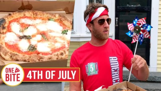 Barstool 4th of July Pizza Review - Pizzeria Gemelle (Nantucket) Presented by Truly Seltzer