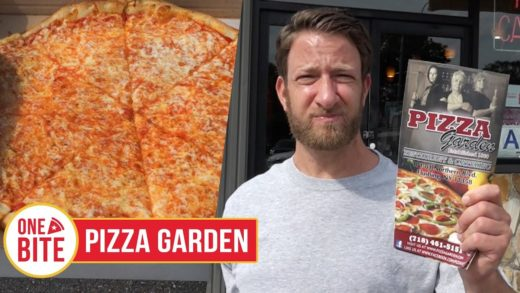 Barstool Pizza Review - Pizza Garden (Flushing, NY)