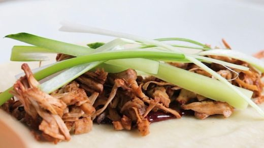 CRISPY 'DUCK' PANCAKES. Never in a million years did we think that we would be able to 'veganise' this famous Chinese takeaway dish, let alone make it at home ourselves! This recipe is surprisingly simple and the results are outrageously delicious. Full re...