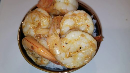 Cooking chronicles: Shrimp Scampi Recipe