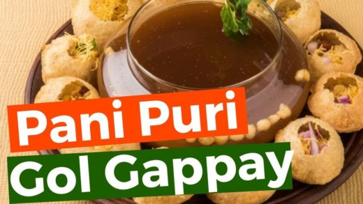 Gol Gappay | Pani Puri | Recipe In Hindi/Urdu | By Fatima's Cooking