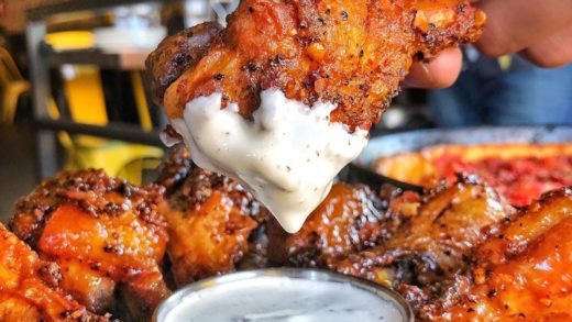 Long weekends can only get better when wings are involved!  WINGS AVAILABLE AT LONG BEACH & USC LOCATIONS ONLY! ...