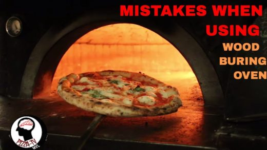 PIZZA NAPOLETANA: HERE IS SOME MISTAKES WHEN USING WOOD OVEN