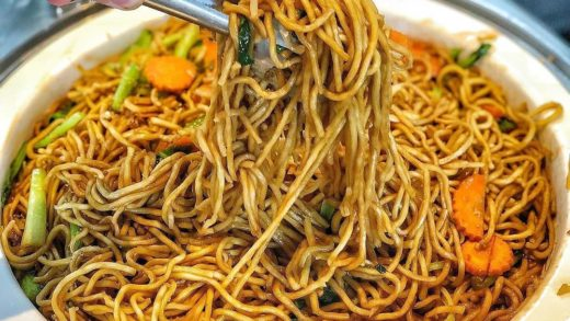 Reposting  . Who loves Chowmein?  Wait, who doesn't? . .                               ...