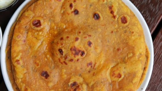 masala paratha recipe - simple lunch box recipe⁣ ⁣                             ...