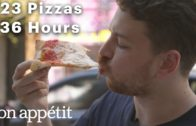 FOODporn.pl 23 New York Pizza Slices in 36 Hours. Which is the Best? | Bon Appétit