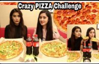 FOODporn.pl 2X Pizza Challenge Ft.That Glam Girl | Domino's Pizza Eating Challenge | Super Style Tips