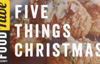 FOODporn.pl 5 Things To Do At….Christmas | Food Tube Classic Recipes | #TBT