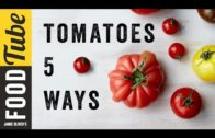 FOODporn.pl 5 Things to do With….Tomatoes | Food Tube Classic Recipes | #TBT