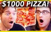 FOODporn.pl BUYING A $1000 PIZZA