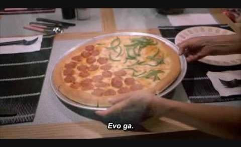 Back to the future - Fastest way to make pizza