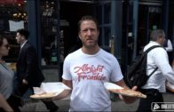 FOODporn.pl Barstool Pizza Review – A Slice Of New York With Special Guest Chris Johnson