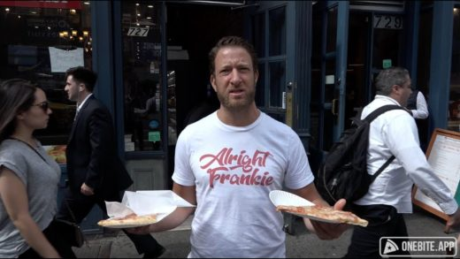 Barstool Pizza Review - A Slice Of New York With Special Guest Chris Johnson