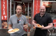 FOODporn.pl Barstool Pizza Review – Little Italy Pizzeria With Special Guest Dana White
