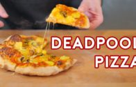 FOODporn.pl Binging with Babish: Pizza from Deadpool