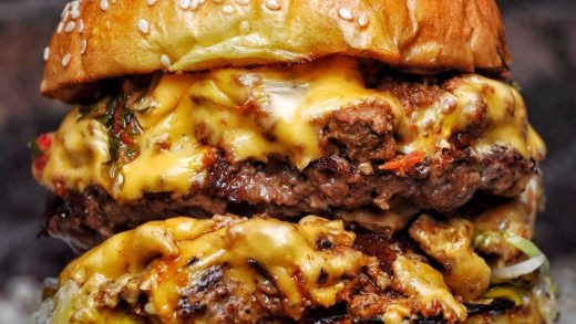 Burger of the Day Hit like  and follow   for more . . .                                ...