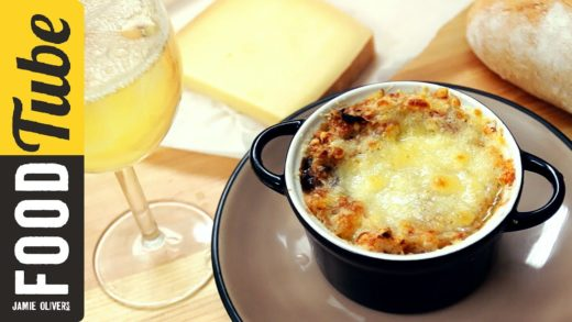 Classic French Onion Soup   French Guy Cooking