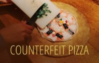 FOODporn.pl Counterfeit Pizza