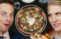 FOODporn.pl Couple Tries Home Cooked Vs. $65 Pizza