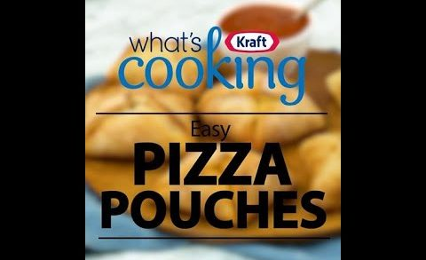 Easy Pizza Pouches
