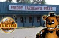 FOODporn.pl FREDDY FAZBEAR'S PIZZA PLACE – real or fake?