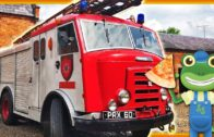FOODporn.pl Fire Engine Pizza Truck For Children | Gecko's Real Vehicles