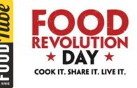 FOODporn.pl Food Tube goes LIVE all day on Food Revolution Day