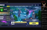 FOODporn.pl Fortnite with pizza