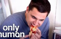 FOODporn.pl Freaky Eaters   Pizza Addict (Full Episode)   Only Human