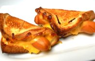 FOODporn.pl GRILLED CHEESE HOT DOG SANDWICH – Inspire To Cook – Incredible Recipe