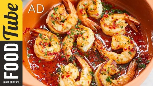 Garlic & Chilli Prawns | Bart's Fish Tales | #MyFoodMemories | AD