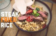 FOODporn.pl He Loves To Eat – Steak Fried Rice (Search for a Foodtube Star)