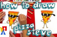 FOODporn.pl How To Draw Pizza Steve