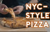 FOODporn.pl How to Make New-York-Style Pizza – TMNT II: Secret of the Ooze