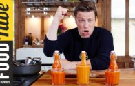 FOODporn.pl How to make Chilli Sauce! | Jamie Oliver