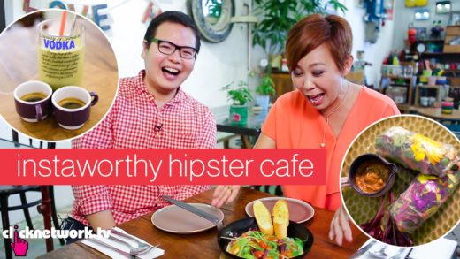 Instaworthy Hipster Cafe - Foodporn: EP15