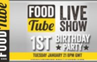FOODporn.pl Jamie Oliver's Food Tube (WAS) LIVE! 1st Birthday Show.