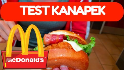 Jedzenie w USA: Test kanapek McDonalds: Sweet BBQ Bacon oraz Maple Bacon Dijon