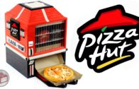 FOODporn.pl LEGO Pizza Hut Personal Pan Pizza Machine