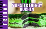 FOODporn.pl MONSTER ENERGY KUCHEN – Foodporn Friday bei Yasilicious