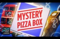 FOODporn.pl Mystery Pizza Box: Delivering Around London